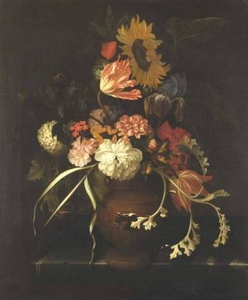 Geertje Pieters 'Bloemstilleven' Fitzwilliam Museum Cambridge